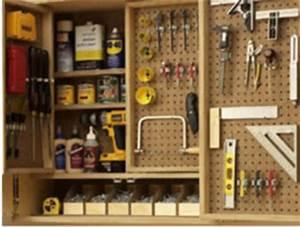 Atelier De Bricolage : tout ranger dans l 39 atelier tout pratique ~ Melissatoandfro.com Idées de Décoration