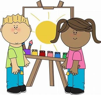 Kindergarten Clipart Center Library Graphics Cliparts Clip
