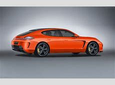 Gemballa Mistrale Porsche Panamera Widescreen Exotic Car