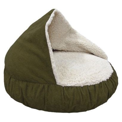 Burrowing Bed by Burrow Pet Bed Fido Your Leash Is