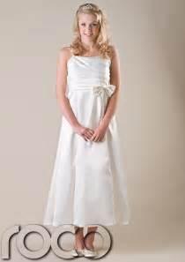 ivory bridesmaid dresses ivory prom formal wedding bridesmaid flower dress 4 16y uk ebay