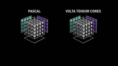 Tensor Nvidia Cores Learning Deep Volta Pny