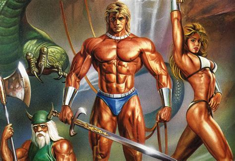 Arcade Club   Golden Axe
