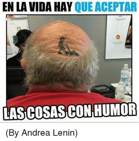 Hay Meme - en la vida hay queaceptar lascosascon humor by andrea