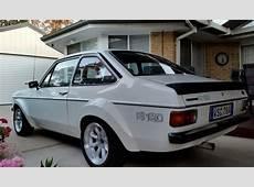 For Sale 1980 Ford Escort Mk2 with 2L Zetec twincam