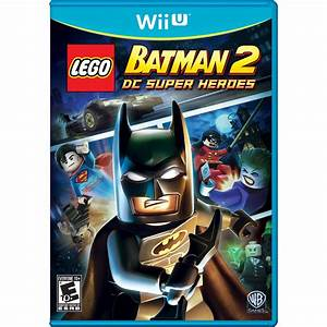 Lego Batman 2 Dc Super Heroes Coming To Wii U This Spring