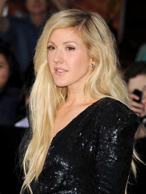 Ellie Goulding in Mini Dress - 'Divergent' Premiere in Los ...