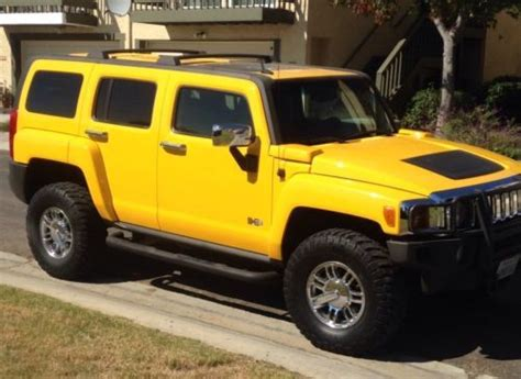 Find Used 2007 Hummer H3 Adventure Package In San Diego