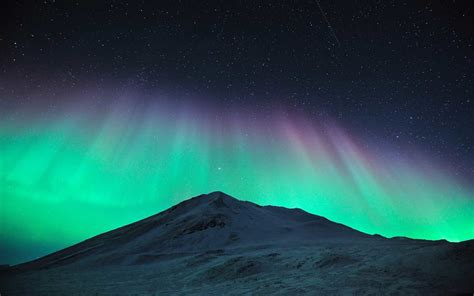 places    northern lights  january
