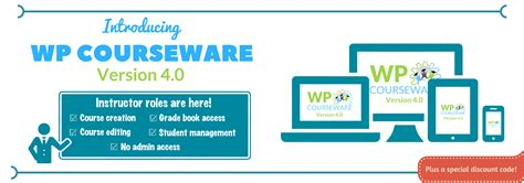 Introducing Wp Courseware Version 4.0 With Instructor