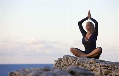 Yoga Jordan Meditation Carver Lotus Position Rocks