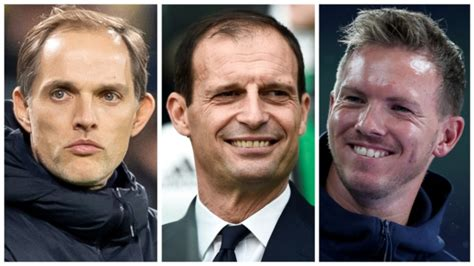 Chelsea next manager: 5 contenders to replace Frank ...