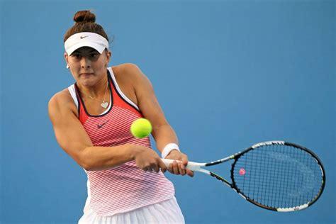 bianca andreescu   tennis canada female player
