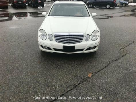 Today only from pumpkin fine cars we present this absolutely pristine 2007 mercedes benz e350 4matic. 2006 Mercedes-Benz E-Class en venta en Providence, RI - CarGurus