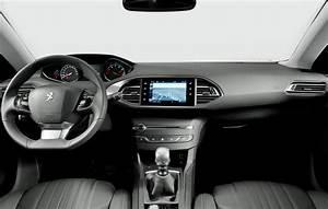 Defaut Nouvelle Peugeot 308 : peugeot 308 a bord de la nouvelle peugeot 308 salon de francfort 2013 ~ Gottalentnigeria.com Avis de Voitures