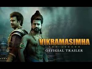 Vikramasimha - The Legend - Official Trailer ft ...