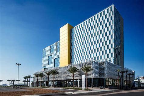 bric marriott hotel san diego bay  architect