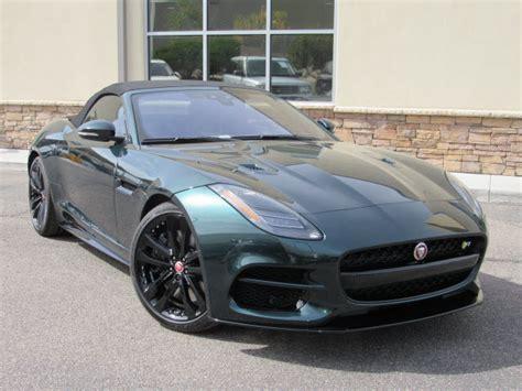 New 2019 Jaguar F-type R Convertible In Albuquerque