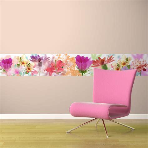 tapisserie pour cuisine mirage frise papier peint ou en sticker adhésif