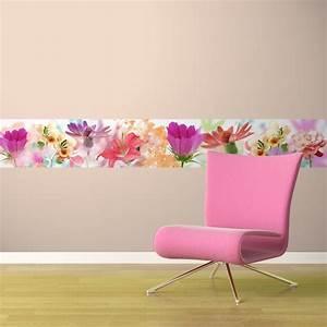 Papier Peint Sticker : mirage frise papier peint ou en sticker adh sif ~ Premium-room.com Idées de Décoration