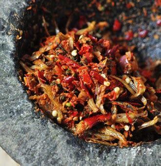 resep   membuat sambal tuk tuk gurih  lezat khas