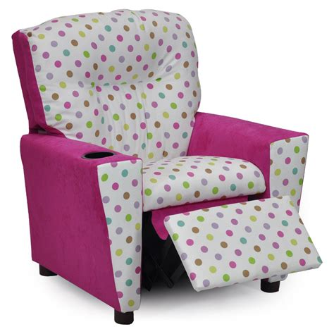 Infant Recliners by Kidz World Gum Recliner Upholstered