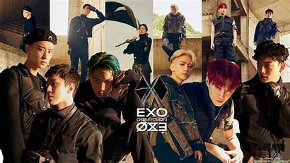 Exo Obsession Wallpapers Desktop Computer Sehun Backgrounds