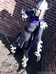 TMNT Shredder Costume Cosplay