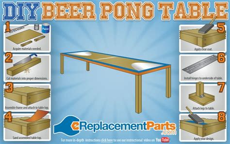 homemade beer pong table diy beer pong table my future home pinterest