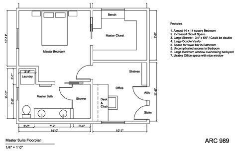 master bedroom suite plans attic conversion designed by margaret holden master