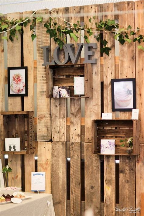 Diy Rustic Backdrop by Say I Do To These Fab 100 Rustic Wood Pallet Wedding