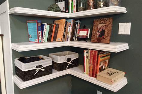 floating corner shelf the wide ranges of ideas of the floating corner shelves