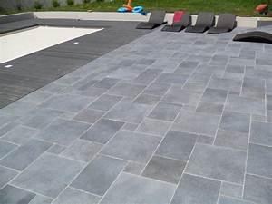 Carrelage Extérieur Terrasse : terrasse en carrelage exterieur nos conseils ~ Voncanada.com Idées de Décoration