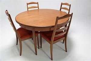 G, Plan, Butterfly, Leaf, Dining, Table, With, 6, Chairs