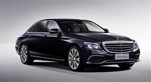 Mercedes Classe S Limousine : la nouvelle mercedes classe e s 39 offre une version limousine l 39 argus ~ Melissatoandfro.com Idées de Décoration