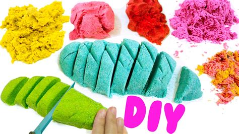 diy kinetic sand diy kinetic sand things to do when you re bored this summer