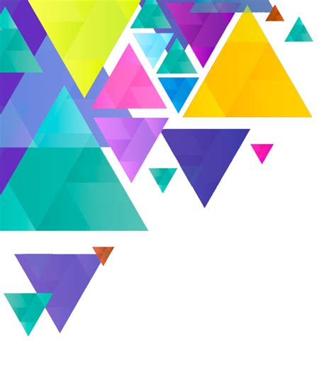 15 Abstract geometric vector png for free download on ...