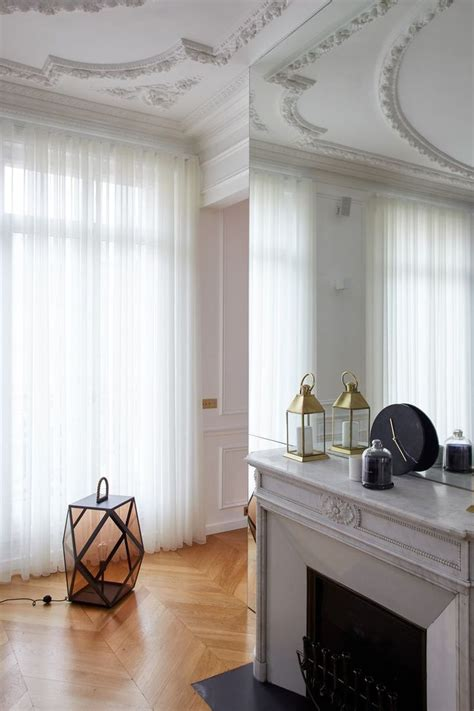 french interiors ideas  pinterest french