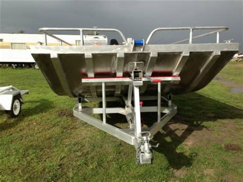 Punt Boats For Sale Victoria by Alumarine 6 4m Alloy Punt Commercial Vessel Boats