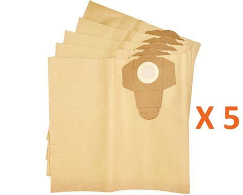 3 sacs aspirateur parkside pnts 1400 c1 acheter poche papier aspirateur