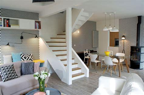 plan de travail separation cuisine sejour decoration salon cuisine ouverte trendy deco salon
