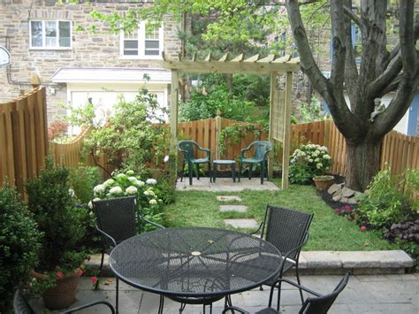 small space landscape design small space transform traditional style with pergola traditional landscape philadelphia