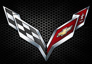 jak narysowac logo corvette krok po kroku rysowanie logo
