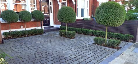 front drive designs new front garden car parking space london garden design