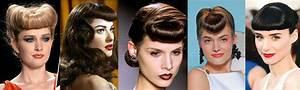 Coiffure Des Années 50 : coiffure frange ann e 50 ~ Melissatoandfro.com Idées de Décoration