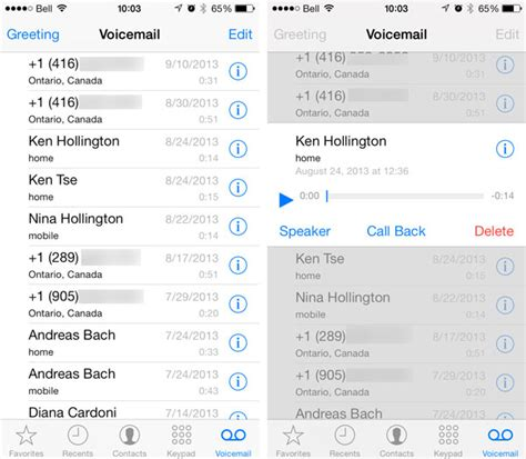 visual voicemail iphone visual voicemail page 2 yes crowd