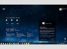 Windows 9 Skin Created with Rainmeter Looks Really Awesome