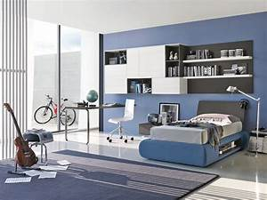 les plus belles chambres d39enfants astuces bricolage With couleur de chambre garcon