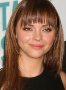 Hairstyles with Bangs Round Face