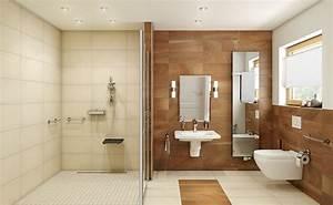 Behindertengerechte Badezimmer Beispiele : barrierefreies bad ratgeber von hornbach ~ Eleganceandgraceweddings.com Haus und Dekorationen